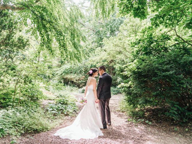 Kevin and Josephine's wedding in Toronto, Ontario 4