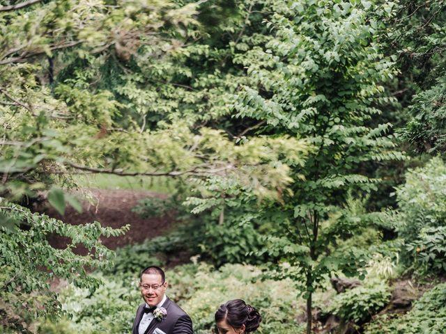 Kevin and Josephine's wedding in Toronto, Ontario 5