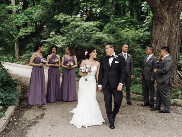 Kevin and Josephine's wedding in Toronto, Ontario 6