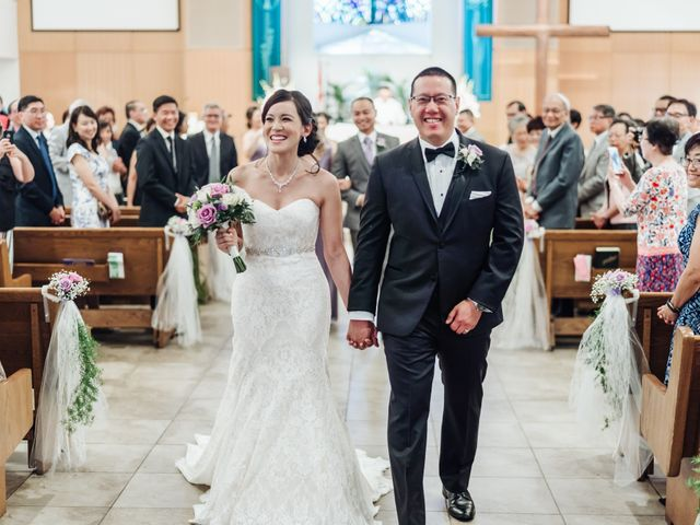 Kevin and Josephine's wedding in Toronto, Ontario 8
