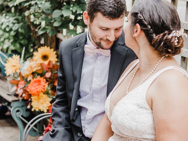 Patrick and Ariana's wedding in Ottawa, Ontario 1