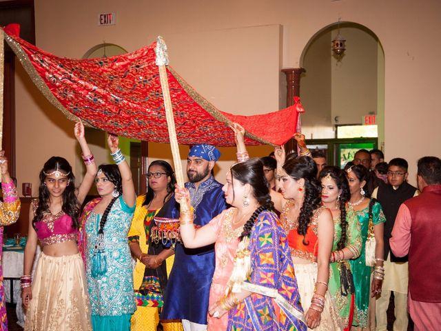 Tejapal and Mandy's wedding in Toronto, Ontario 3