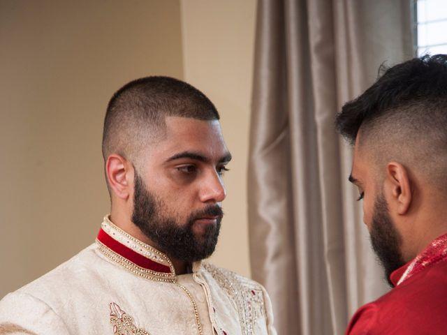 Tejapal and Mandy's wedding in Toronto, Ontario 10