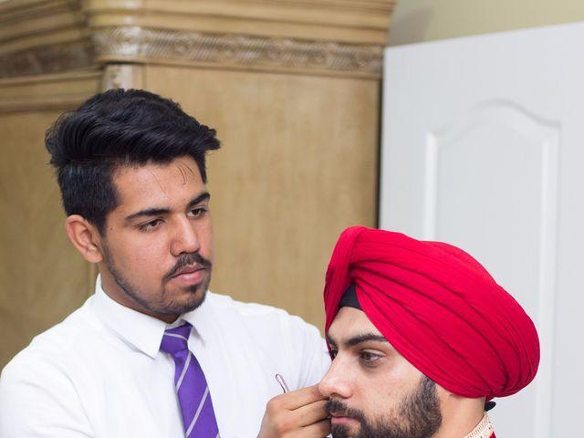 Tejapal and Mandy's wedding in Toronto, Ontario 12
