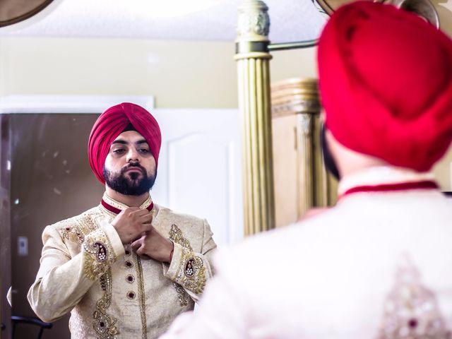 Tejapal and Mandy's wedding in Toronto, Ontario 13
