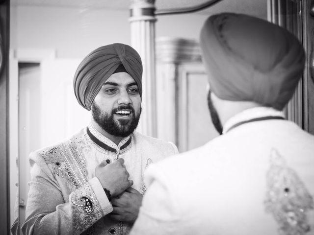 Tejapal and Mandy's wedding in Toronto, Ontario 14