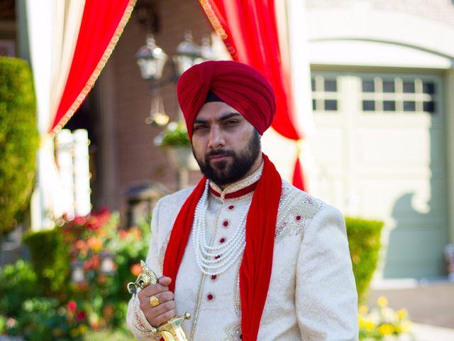 Tejapal and Mandy's wedding in Toronto, Ontario 16