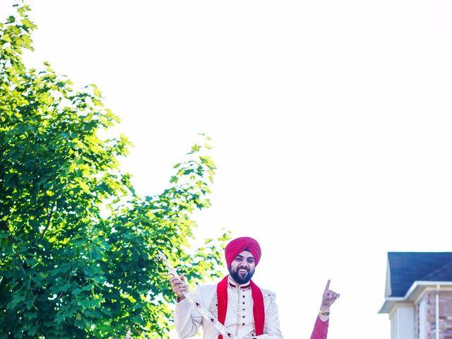 Tejapal and Mandy's wedding in Toronto, Ontario 17