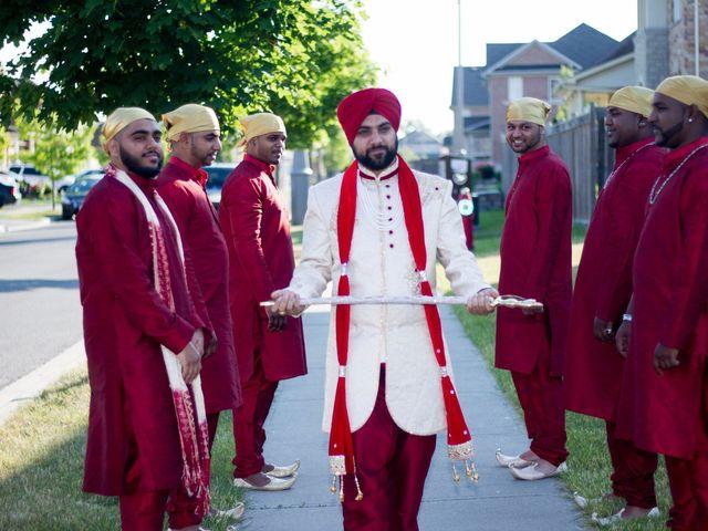 Tejapal and Mandy's wedding in Toronto, Ontario 19