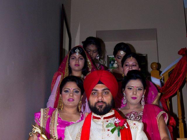 Tejapal and Mandy's wedding in Toronto, Ontario 21
