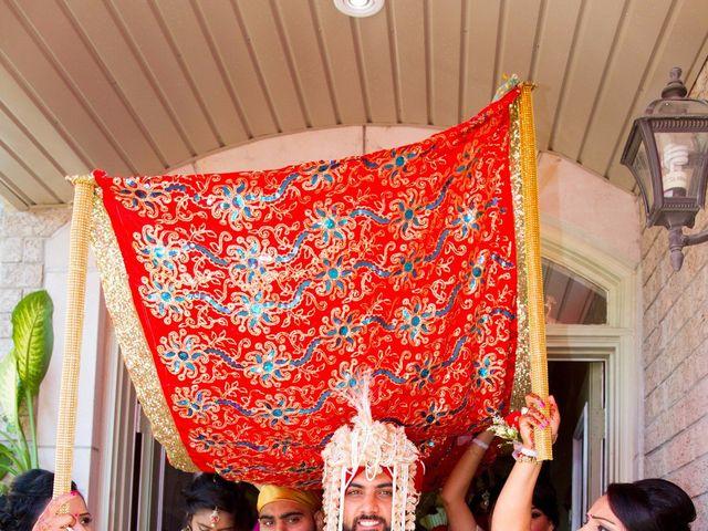 Tejapal and Mandy's wedding in Toronto, Ontario 23