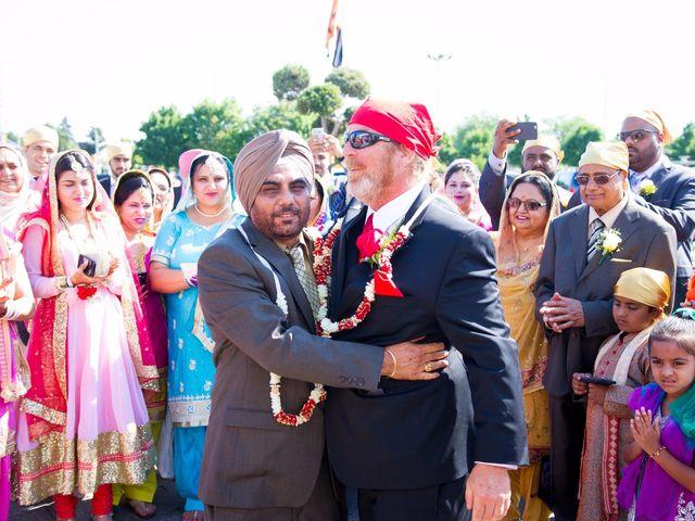 Tejapal and Mandy's wedding in Toronto, Ontario 24