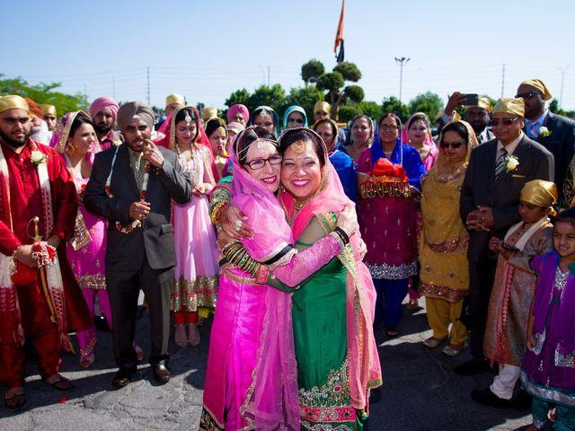 Tejapal and Mandy's wedding in Toronto, Ontario 25