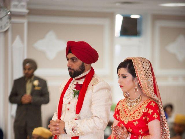 Tejapal and Mandy's wedding in Toronto, Ontario 27