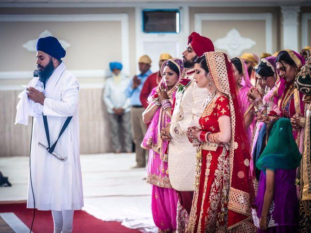 Tejapal and Mandy's wedding in Toronto, Ontario 29