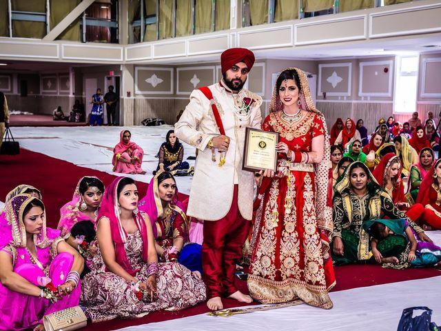 Tejapal and Mandy's wedding in Toronto, Ontario 32