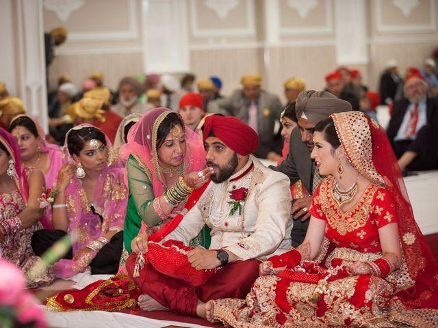Tejapal and Mandy's wedding in Toronto, Ontario 33