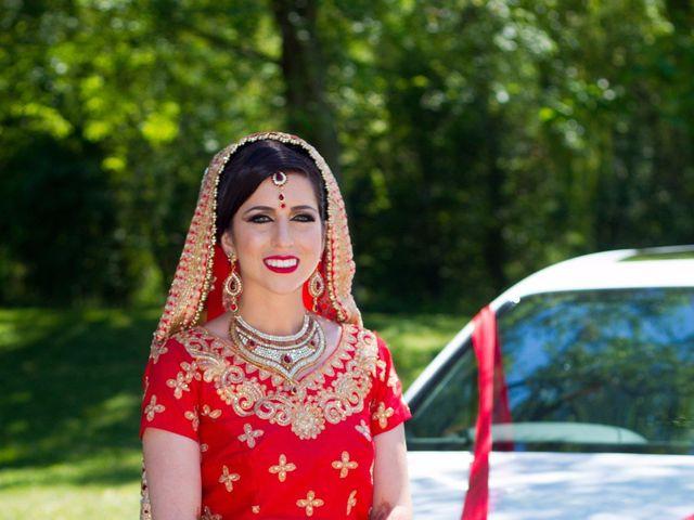 Tejapal and Mandy's wedding in Toronto, Ontario 35