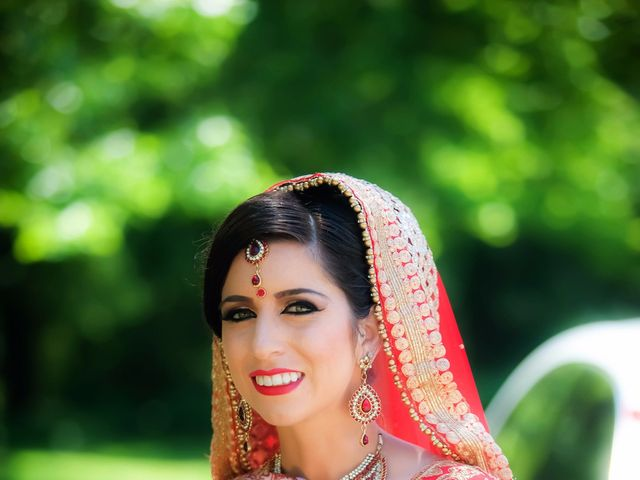 Tejapal and Mandy's wedding in Toronto, Ontario 38