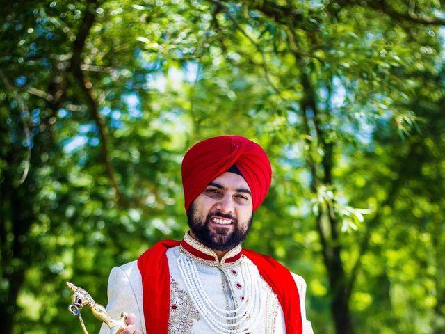 Tejapal and Mandy's wedding in Toronto, Ontario 39