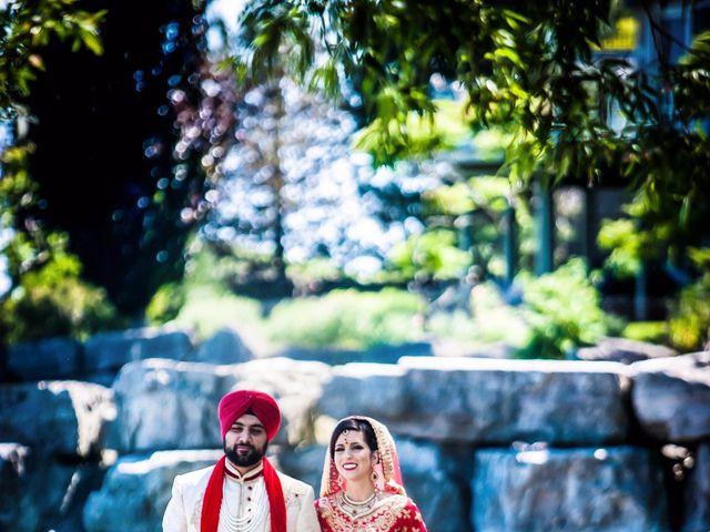 Tejapal and Mandy's wedding in Toronto, Ontario 41