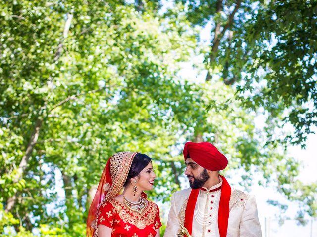 Tejapal and Mandy's wedding in Toronto, Ontario 42