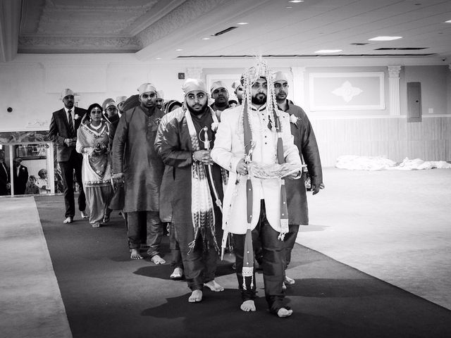 Tejapal and Mandy's wedding in Toronto, Ontario 44