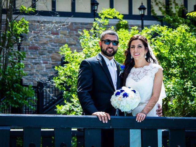 Tejapal and Mandy's wedding in Toronto, Ontario 47