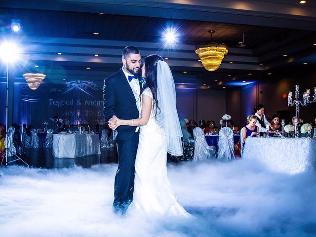 Tejapal and Mandy's wedding in Toronto, Ontario 50