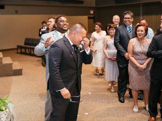 Julius Naredo and Chantelle Dela Cruz's wedding in Toronto, Ontario 33