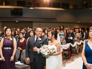 Julius Naredo and Chantelle Dela Cruz's wedding in Toronto, Ontario 34