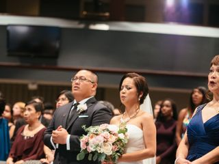 Julius Naredo and Chantelle Dela Cruz's wedding in Toronto, Ontario 36