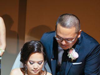 Julius Naredo and Chantelle Dela Cruz's wedding in Toronto, Ontario 45