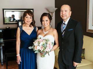 Julius Naredo and Chantelle Dela Cruz's wedding in Toronto, Ontario 12