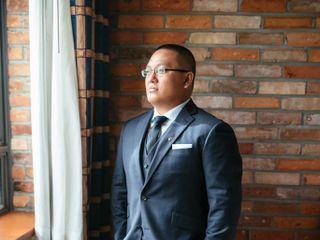 Julius Naredo and Chantelle Dela Cruz's wedding in Toronto, Ontario 19
