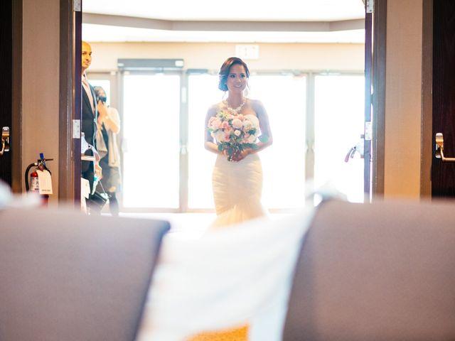 Julius Naredo and Chantelle Dela Cruz's wedding in Toronto, Ontario 32