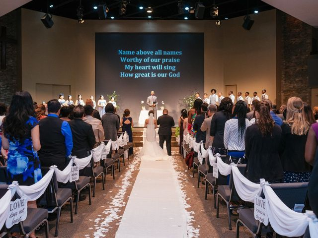 Julius Naredo and Chantelle Dela Cruz's wedding in Toronto, Ontario 39
