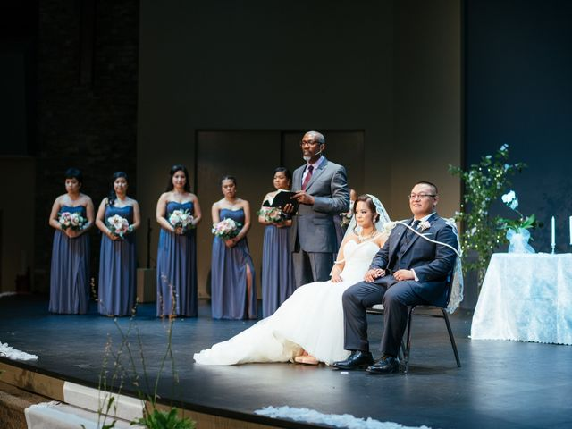 Julius Naredo and Chantelle Dela Cruz's wedding in Toronto, Ontario 41