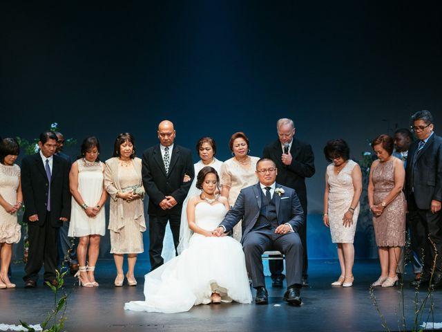 Julius Naredo and Chantelle Dela Cruz's wedding in Toronto, Ontario 42