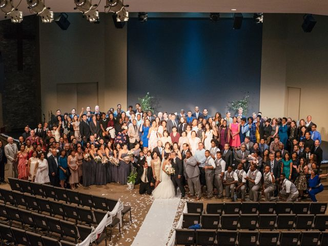 Julius Naredo and Chantelle Dela Cruz's wedding in Toronto, Ontario 51