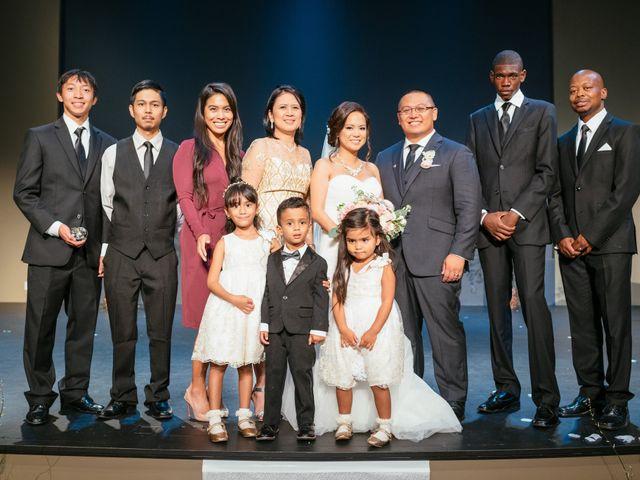 Julius Naredo and Chantelle Dela Cruz's wedding in Toronto, Ontario 52