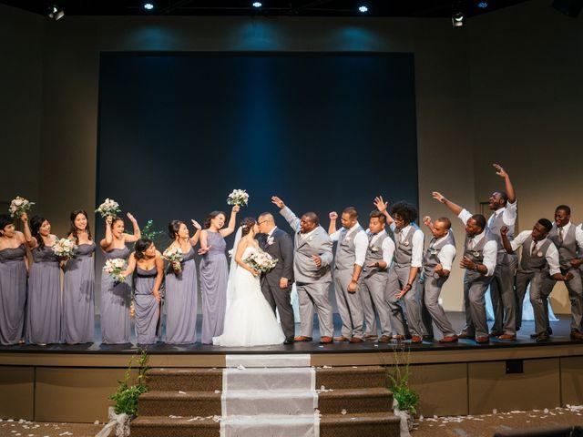 Julius Naredo and Chantelle Dela Cruz's wedding in Toronto, Ontario 55