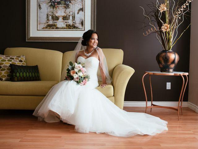 Julius Naredo and Chantelle Dela Cruz's wedding in Toronto, Ontario 10