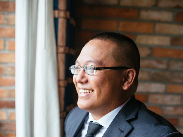 Julius Naredo and Chantelle Dela Cruz's wedding in Toronto, Ontario 21