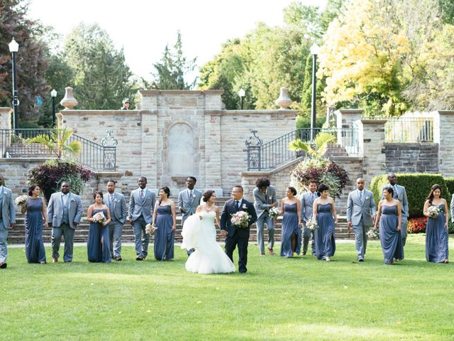 Julius Naredo and Chantelle Dela Cruz's wedding in Toronto, Ontario 56