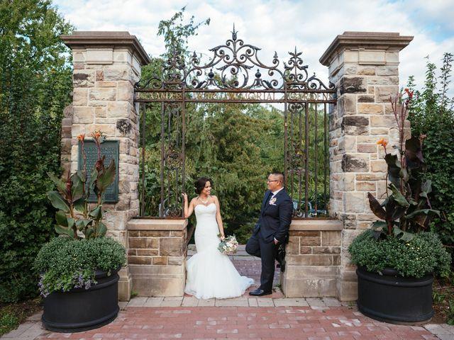 Julius Naredo and Chantelle Dela Cruz's wedding in Toronto, Ontario 63