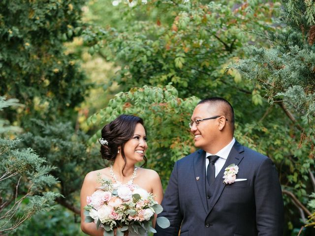 Julius Naredo and Chantelle Dela Cruz's wedding in Toronto, Ontario 64
