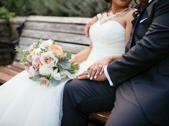 Julius Naredo and Chantelle Dela Cruz's wedding in Toronto, Ontario 67