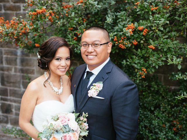 Julius Naredo and Chantelle Dela Cruz's wedding in Toronto, Ontario 69