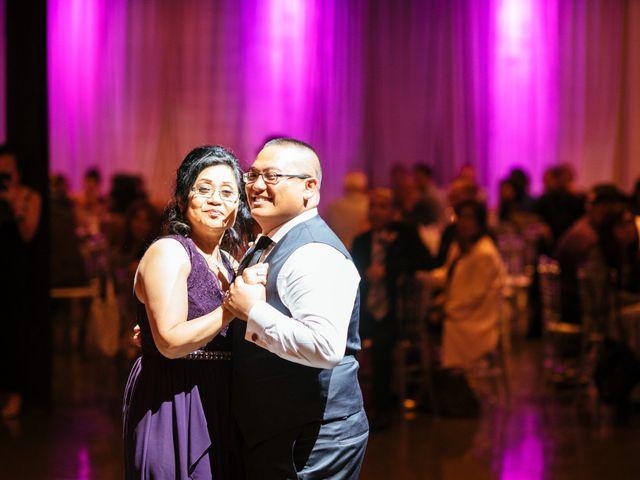 Julius Naredo and Chantelle Dela Cruz's wedding in Toronto, Ontario 88